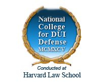 Graduates of the National College for DUI Defense at Harvard Law School