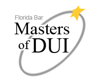 Completed Masters of DUI Program