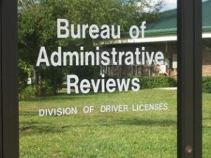 Your attorney must request a Formal Review Hearing at the Bureau of Administrative Review with 10 days.